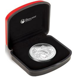 1kg Perth 2014 年馬年 Proof Coins
